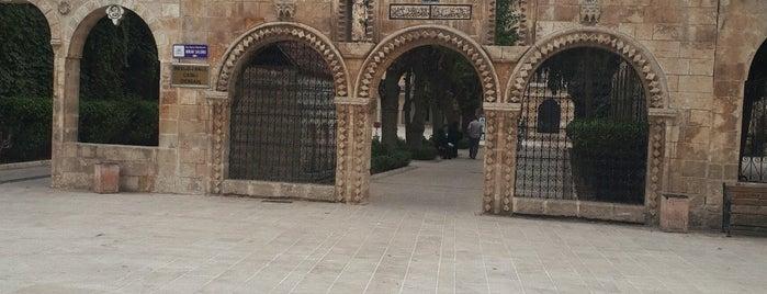 Mevlid-i Halil Camii is one of Urfa.