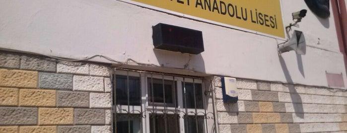 Cumhuriyet Anadolu Lisesi is one of ..