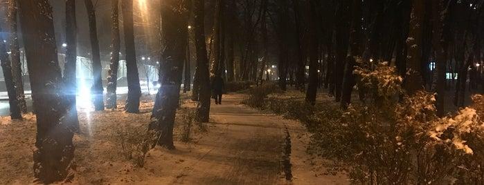 ЖК «Зелений Острів 2» is one of สถานที่ที่ Денис ถูกใจ.
