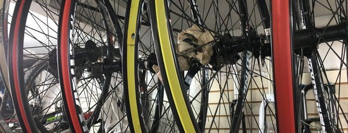 Moema Bike is one of Locais curtidos por Larissa.