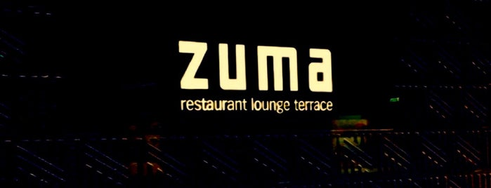 Zuma Roma is one of Roma.