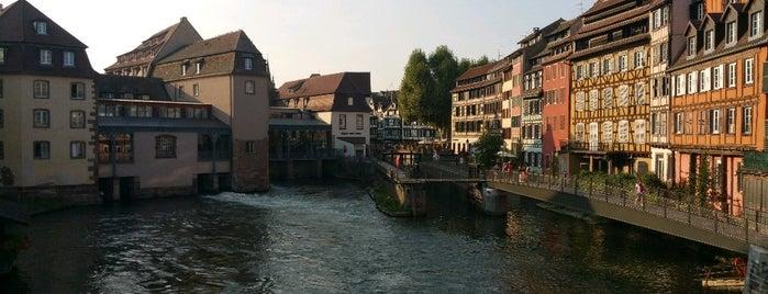 Quai du Woerthel is one of Alsace.