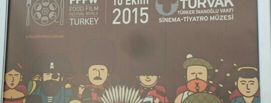 Cinetele Cafe is one of Exploration of İstanbul #1.