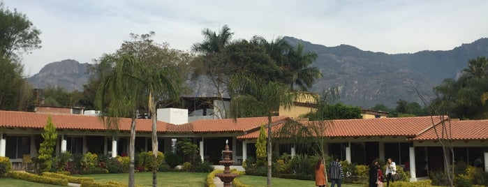 hotel posada la presa is one of Luさんの保存済みスポット.