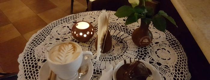 Львовская мастерская шоколада is one of Catherine : понравившиеся места.