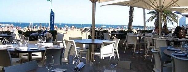 Sotavento Beach Club is one of Terrazeo en la costa catalana.