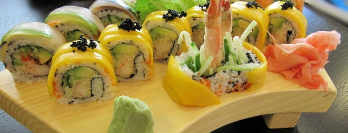 Yama Sushi is one of Vegan dining in Las Vegas.