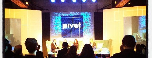 Pivot 2013 is one of Lugares favoritos de Patrick.