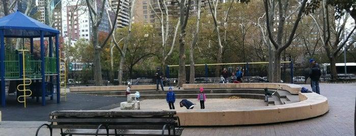 St. Vartan Park is one of Lunch break spots.