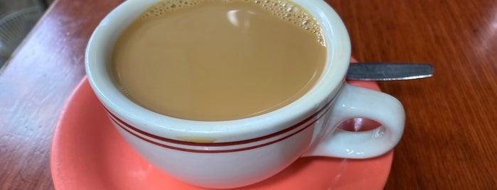 豪華咖啡茶廳 is one of สถานที่ที่ Curtis ถูกใจ.