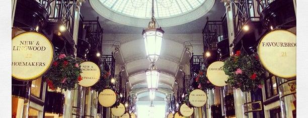 Burlington Arcade is one of London City Guide.