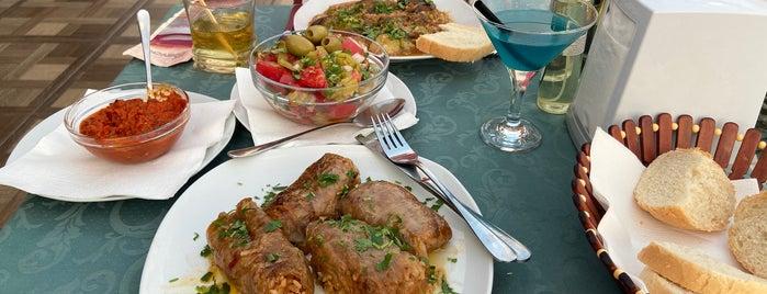 Restaurant At / Kaj Kanevche is one of Ohrid.