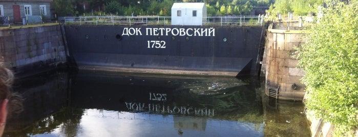 Док Петровский is one of Russia10.