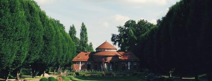 Trinkhalle is one of Lugares guardados de marnie.