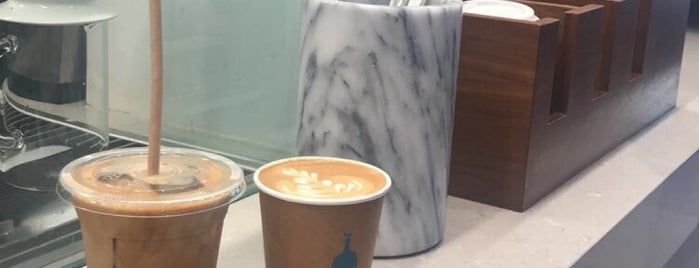 Blue Bottle Coffee is one of Coffee.