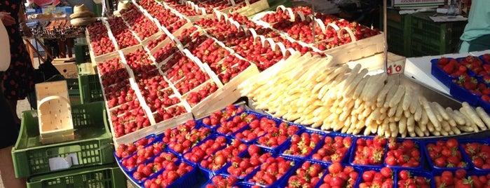 Karmelitermarkt is one of Guide to Wien's best spots.