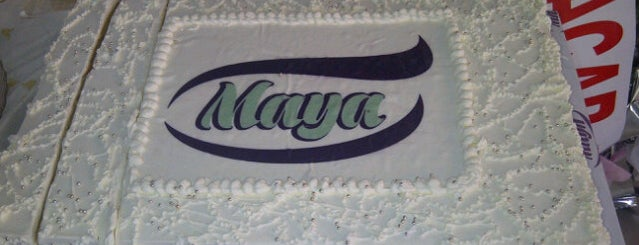 Maya patisserie is one of ANTALYA YEMEK MEKANLARI 🍴🍗🍲🍳🍝🍜🍩🍰🍕🍔🍤🍦🍨.