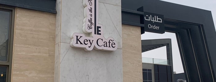 Key Café is one of Ice cream.