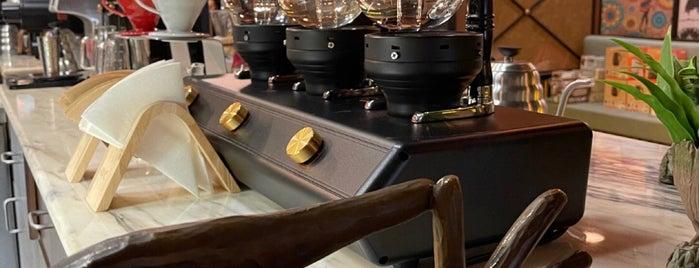 NOC Caffe & Roastry is one of Locais curtidos por Foodie 🦅.
