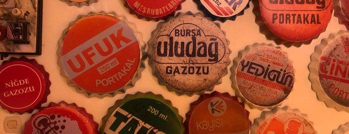 Pamuk Şeker Akyaka is one of Orte, die Murat gefallen.