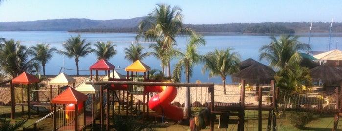 Náutico Praia Clube is one of Tempat yang Disukai Alexandre.