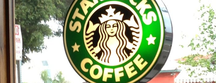 Starbucks is one of Locais curtidos por John.