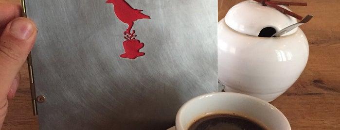 Kavárna Kaffka is one of Kde si pochutnáte na kávě doubleshot?.