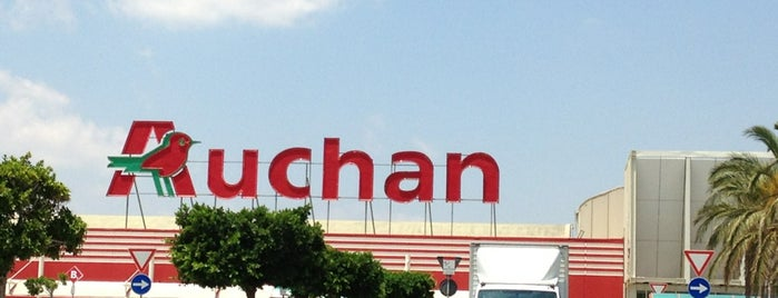 Centro Commerciale Auchan is one of 4G Retail.