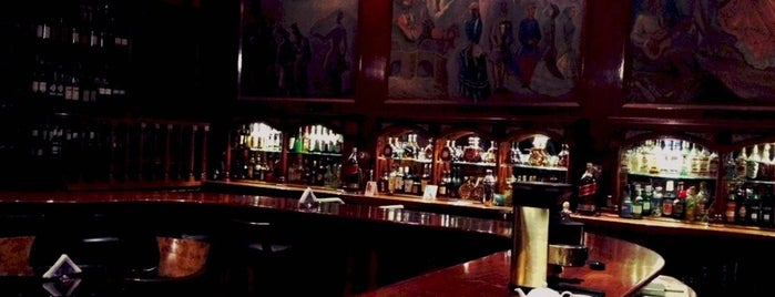 Bar de Hotel Maury is one of Bares de Lima.