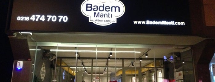 Badem Mantı is one of Best Places.
