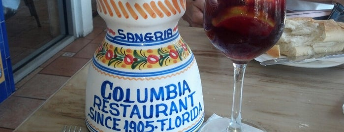 Columbia Restaurant is one of Sarasota.