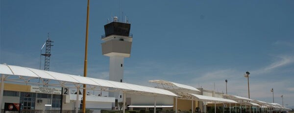 Aeropuerto Internacional General Francisco J. Mujica (MLM) is one of Andrea : понравившиеся места.