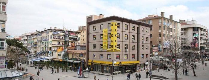 Alkan English Akademi is one of İŞYERLERİ.