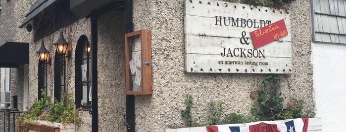 Humboldt & Jackson is one of LJMZ.