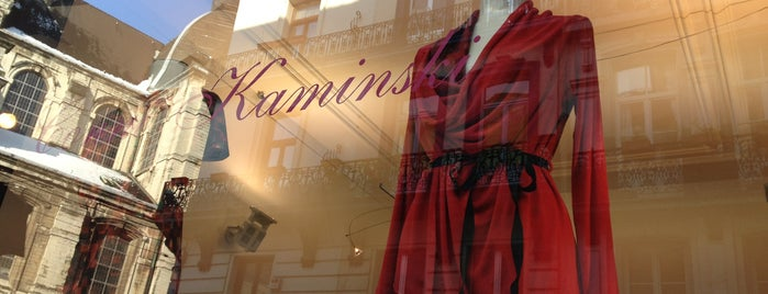 Conni Kaminski is one of Brussel's Ateliers-Boutiques.