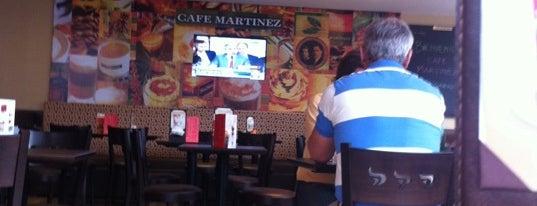 Café Martínez is one of Break, coffee break Rosario.