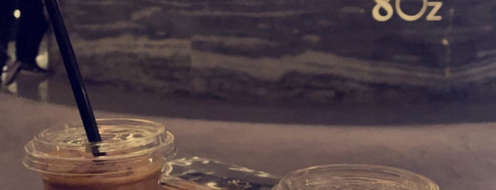 8Oz Speciality Coffee is one of Foodie 🦅 님이 좋아한 장소.