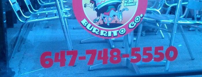 Fat Bastard Burrito Co. is one of Mange avec moi.