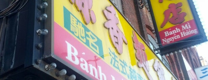Banh Mi Nguyen Huong is one of Toronto's Best Resto & Food.