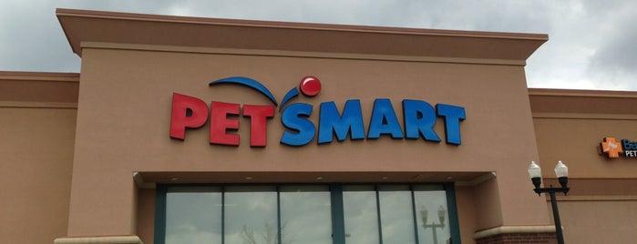 PetSmart is one of Selena: сохраненные места.