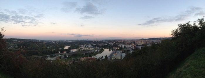 Pražské výhledy - Baba is one of Nejlepší výhledy v Praze.