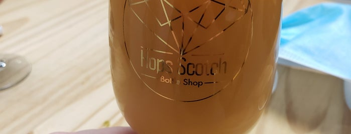 Hops Scotch Bottle Shop is one of FT4.