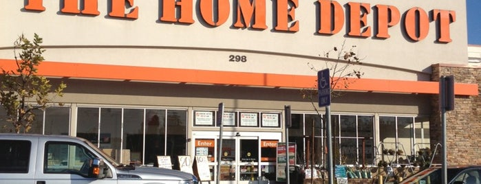 The Home Depot is one of California, CA.