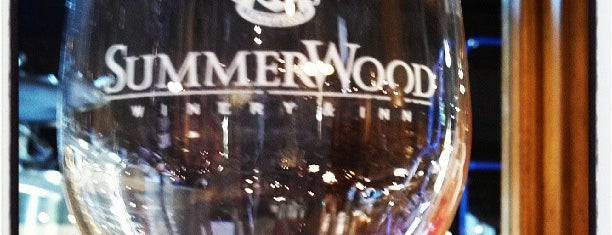 Summerwood Winery is one of Central Coast.