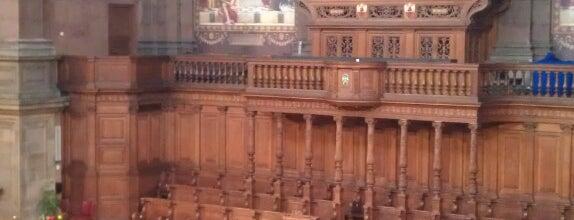 McEwan Hall is one of Edinburgh.