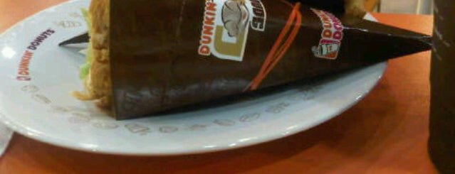 Dunkin Donuts Gajah Mada is one of Schmear Badge.