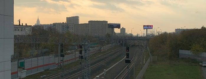 Станция МЦК «Стрешнево» is one of Locais curtidos por Vlad.