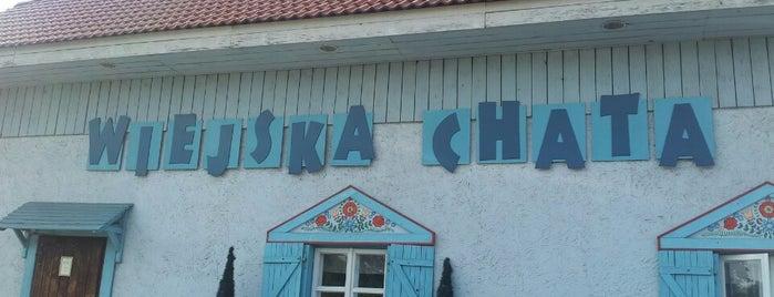 Wiejska Chata is one of สถานที่ที่ Сергей ถูกใจ.