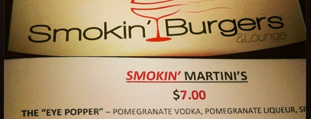 Smokin' Burgers & Lounge is one of Welcome to the Coachella Valley.