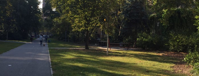 Alice-Salomon-Park is one of Berlin.